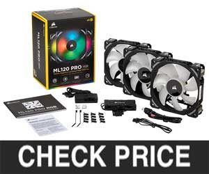 Corsair ML120 Pro - Best 120mm Case Fan in World
