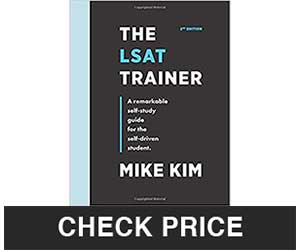 The LSAT Trainer, A Great LSAT Prep Book